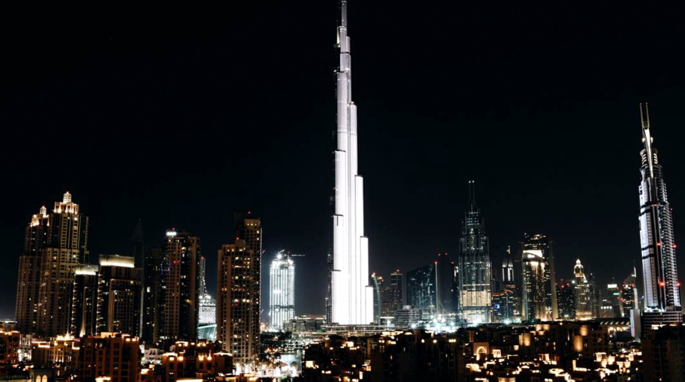 Burj Khalifa - © Benjamin Muzzin